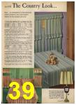 1962 Sears Spring Summer Catalog, Page 39