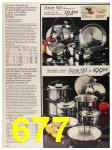 1987 Sears Fall Winter Catalog, Page 677