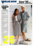 1985 Sears Spring Summer Catalog, Page 26
