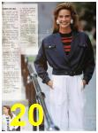 1991 Sears Spring Summer Catalog, Page 20