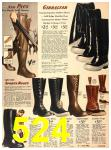 1940 Sears Fall Winter Catalog, Page 524