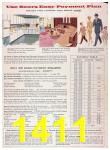 1957 Sears Spring Summer Catalog, Page 1411
