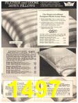 1971 Sears Fall Winter Catalog, Page 1497