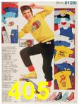 1987 Sears Fall Winter Catalog, Page 405