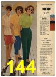 1962 Sears Spring Summer Catalog, Page 144