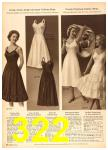 1958 Sears Spring Summer Catalog, Page 322