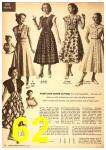 1949 Sears Spring Summer Catalog, Page 62