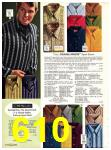 1971 Sears Fall Winter Catalog, Page 610