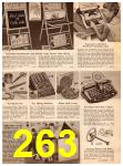 1954 Sears Christmas Book, Page 263