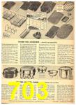 1949 Sears Spring Summer Catalog, Page 703