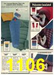 1976 Sears Fall Winter Catalog, Page 1106