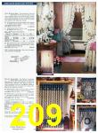 1989 Sears Home Annual Catalog, Page 209