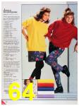 1986 Sears Fall Winter Catalog, Page 64