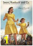 1942 Sears Spring Summer Catalog, Page 1
