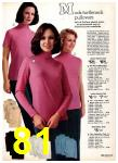 1975 Sears Fall Winter Catalog, Page 81
