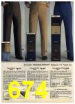 1980 Sears Fall Winter Catalog, Page 674