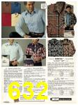 1982 Sears Fall Winter Catalog, Page 632