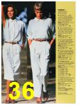1988 Sears Spring Summer Catalog, Page 36
