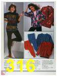 1986 Sears Fall Winter Catalog, Page 316