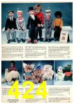 1981 Montgomery Ward Christmas Book, Page 424
