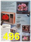 1987 Sears Spring Summer Catalog, Page 496