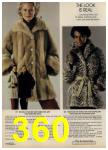 1980 Sears Fall Winter Catalog, Page 360