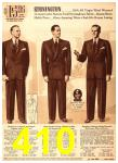1940 Sears Fall Winter Catalog, Page 410