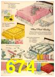 1958 Sears Spring Summer Catalog, Page 674