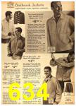 1962 Sears Fall Winter Catalog, Page 634