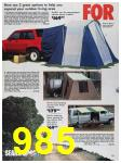 1989 Sears Home Annual Catalog, Page 985