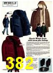 1974 Sears Fall Winter Catalog, Page 382