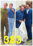 1967 Sears Spring Summer Catalog, Page 383