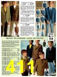 1969 Sears Fall Winter Catalog, Page 411