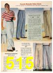1958 Sears Spring Summer Catalog, Page 515
