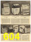 1960 Sears Spring Summer Catalog, Page 604