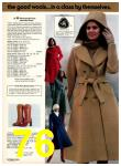 1977 Sears Fall Winter Catalog, Page 76