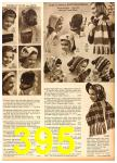 1958 Sears Fall Winter Catalog, Page 395