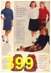 1963 Sears Fall Winter Catalog, Page 399