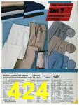 1986 Sears Spring Summer Catalog, Page 424