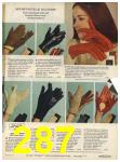 1971 Sears Fall Winter Catalog, Page 287