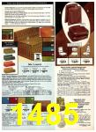 1976 Sears Fall Winter Catalog, Page 1485