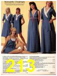 1981 Sears Spring Summer Catalog, Page 213