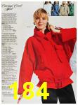 1988 Sears Spring Summer Catalog, Page 184