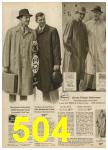 1959 Sears Spring Summer Catalog, Page 504