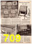 1962 Montgomery Ward Spring Summer Catalog, Page 709