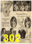 1962 Sears Spring Summer Catalog, Page 302