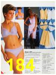 1986 Sears Spring Summer Catalog, Page 184
