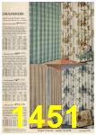 1961 Sears Spring Summer Catalog, Page 1451