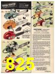 1974 Sears Fall Winter Catalog, Page 825