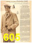 1956 Sears Fall Winter Catalog, Page 605